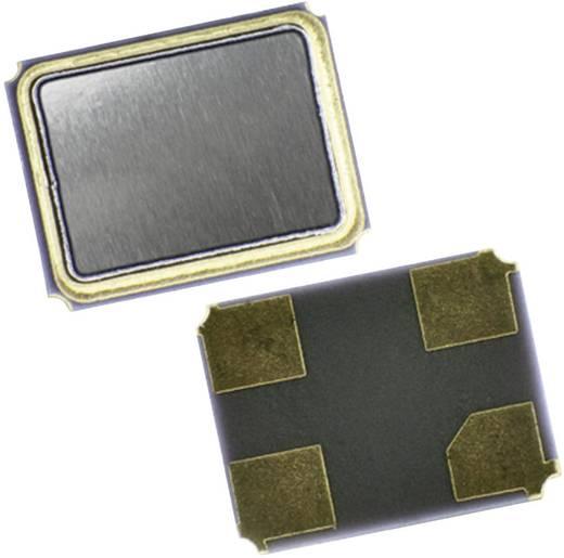 Kvarc, MT sorozat EuroQuartz 18.432MHz MT/30/30/-40+85/12pF Kivitel 4-PAD SMD, 3,2 x 2,5 x 0,7 mm