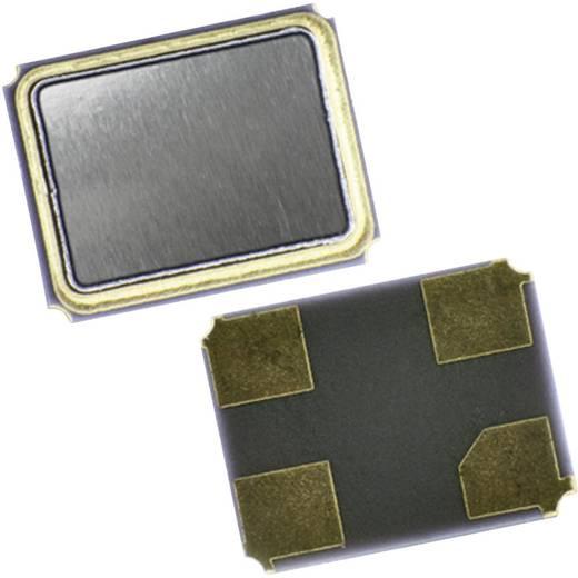 Kvarc, MT sorozat EuroQuartz 24.000MHz MT/30/30/-40+85/12pF Kivitel 4-PAD SMD, 3,2 x 2,5 x 0,7 mm