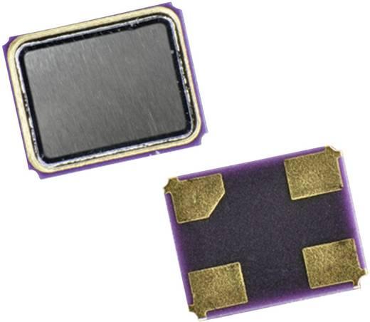 Kvarc, X21 sorozat EuroQuartz 16.384MHz X21/30/30/-40+85/12pF Frekvencia 24.000 MHz Kivitel 4-PAD SMD, 2 x 1,6 x 0,6 mm