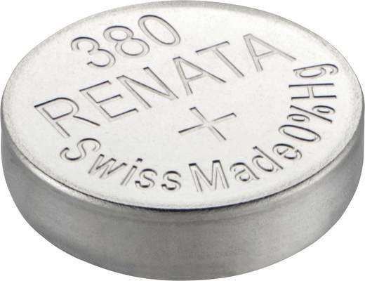 380 gombelem, ezüstoxid, 1,55V, 82 mAh, Renata SR936W, SR936, V380, D380, R380