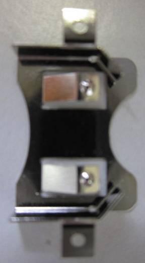 Gombelem tartó CR1632-hez, Renata SMTM1632 (H x Sz x Ma) 23 x 16 x 4 mm