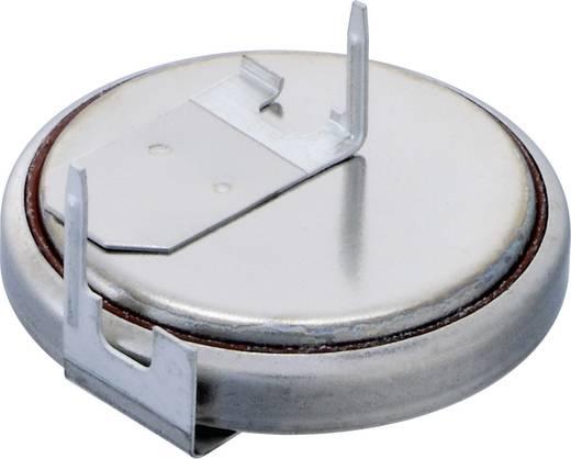 CR1632 forrfüles lítium gombelem, forrasztható, fekvő, 3 V, 125 mA, Renata CR1632.FH-LF