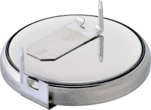 CR2032 forrfüles lítium gombelem, forrasztható, fekvő, 3 V, 225 mA, Renata CR2032.MFR-FH
