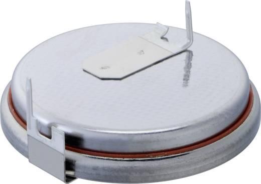 CR2450N forrfüles lítium gombelem, forrasztható, fekvő, 3 V, 540 mA, Renata CR 2450N.FH-LF