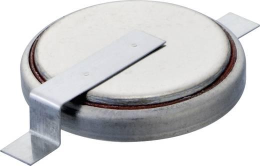 CR1632 forrfüles lítium gombelem, forrasztható, fekvő, 3 V, 125 mA, Renata CR1632.SM
