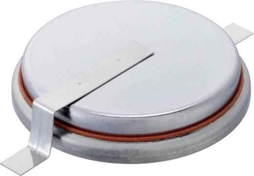 CR2450N forrfüles lítium gombelem, forrasztható, fekvő, 3 V, 540 mA, Renata CR 2450N.SM