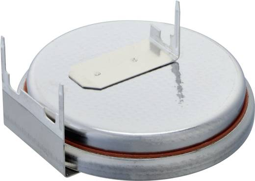 CR2450N forrfüles lítium gombelem, forrasztható, fekvő, 3 V, 540 mA, Renata CR 2450N.RH-LF