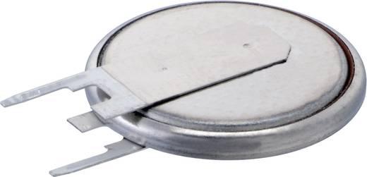 CR1620 forrfüles lítium gombelem, forrasztható, fekvő, 3 V, 68 mA, Renata CR1620.FV-LF