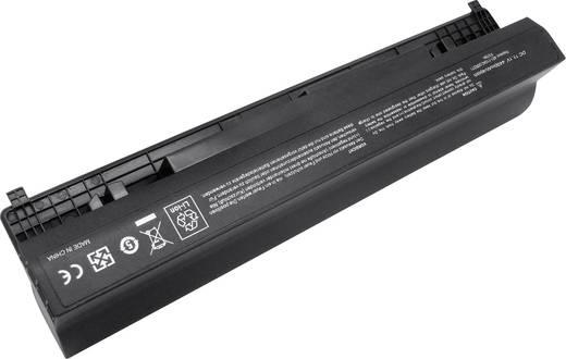 Litium ion laptop akkumulátor Dell típusokhoz 4400 mAh 11,1V Beltrona 2100
