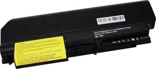 Notebook akku Beltrona Eredeti akku: 42T5225,42T5227,42T5228,42T5262,42T5264,42T5229,41U3196 10.8 V 6600 mAh