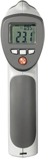 Infra hőmérő pisztoly, távhőmérő lézeres célzóval 10:1 optikával -50 től +500 °C-ig Voltcraft IR 500-10S