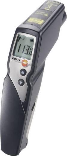 Infravörös hőmérő, távhőmérő 30:1 optikával -30 től +400°C-ig Testo 830-T4