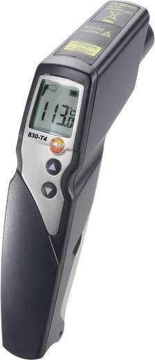 Testo infra hőmérő, távhőmérő 30:1 optikával -30 től +400°C-ig Testo 830-T4