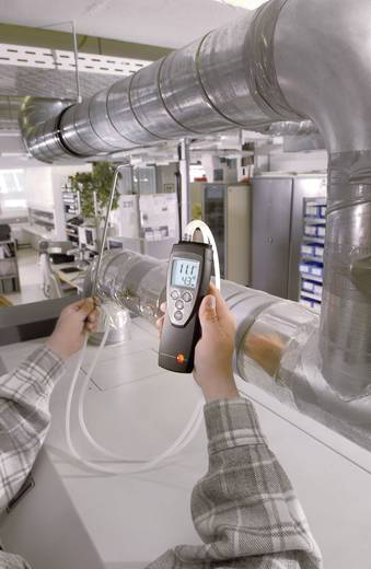 Nyomásmérő, barométer Testo 512 (0 - 20 hPA)