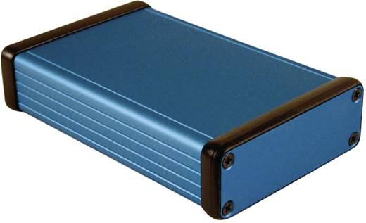 Hammond Electronics fröccsöntött doboz 1455J1201BU (H x Sz x Ma) 120 x 78 x 27 mm, kék