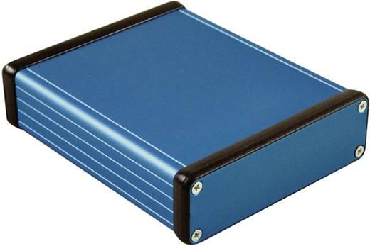 Hammond Electronics fröccsöntött doboz 1455L1201BU (H x Sz x Ma) 120 x 103 x 30.5 mm, kék
