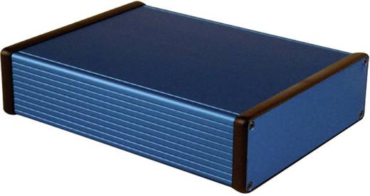 Hammond Electronics fröccsöntött doboz 1455T2201BU (H x Sz x Ma) 220 x 165 x 51.5 mm, kék