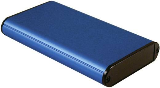 Hammond Electronics fröccsöntött doboz 1455B1202BU (H x Sz x Ma) 120 x 71.7 x 19 mm, kék