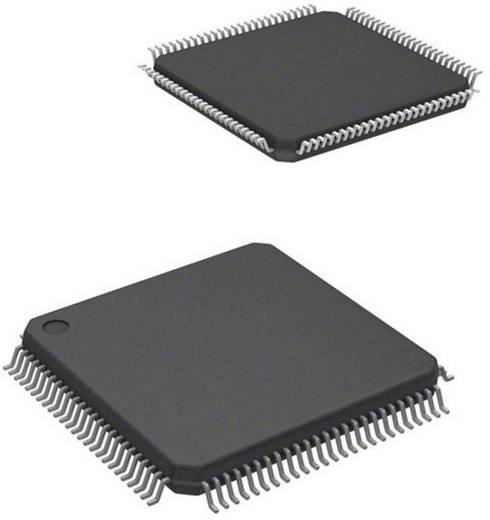 Beágyazott mikrokontroller LPC1763FBD100,551 LQFP-100 (14x14) NXP Semiconductors 32-Bit 100 MHz I/O-k száma 70