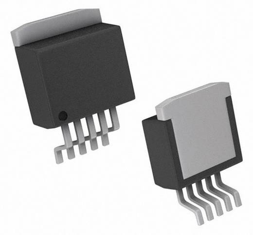 PMIC - feszültségszabályozó, DC/DC Texas Instruments LM2591HVS-ADJ/NOPB TO-263-5