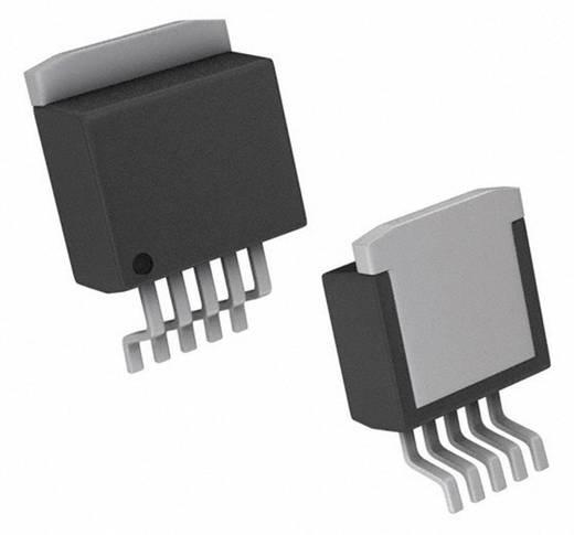 PMIC - feszültségszabályozó, lineáris (LDO) Texas Instruments LP38501ATJ-ADJ/NOPB Pozitív, beállítható TO-263-5 dünn