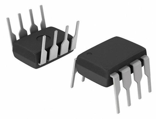 SPI soros EEPROM, ház típus: DIP-8, kapacitás: 4 kbit, szervezet: 512 x 8, Microchip Technology 25LC040-I/P