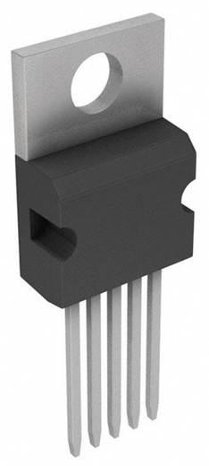 PMIC - feszültségszabályozó, lineáris (LDO) Texas Instruments TPS75525KC Pozitív, fix TO-220-5