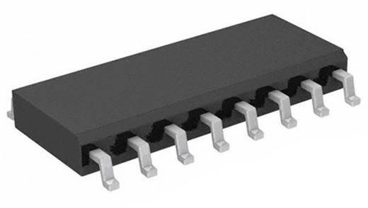 PMIC - kijelző meghajtó NXP Semiconductors 74HC4511D,653 LED 7 szegmens BCD 80 µA SO-16