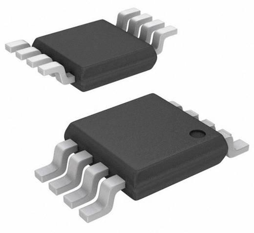 PMIC - feszültségszabályozó, lineáris (LDO) Texas Instruments LP3981IMM-3.3/NOPB Pozitív, fix VSSOP-8