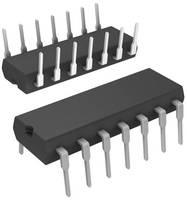 PIC processzor Microchip Technology PIC16LF1454-I/P Ház típus PDIP-14 Microchip Technology