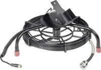 Ipari endoszkóp kamera, 28mm Ø-ű 25 m hosszú vízálló, flexibilis kamera szondával VOLTCRAFT FLX LF 25 BS-1000T VOLTCRAFT