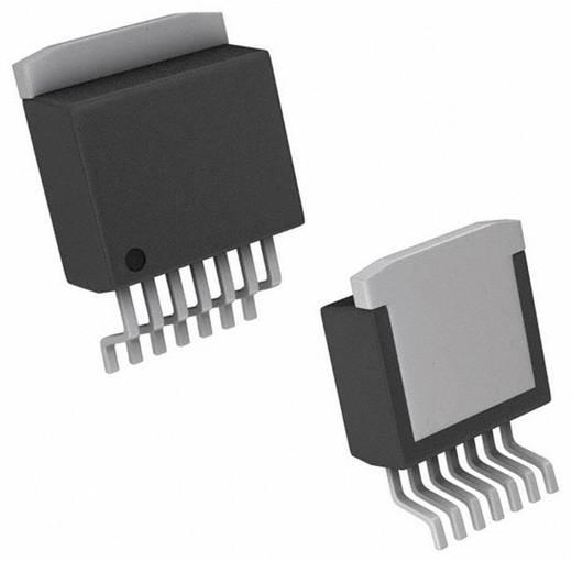 PMIC - feszültségszabályozó, DC/DC Texas Instruments LM22670TJ-ADJ/NOPB TO-263-7