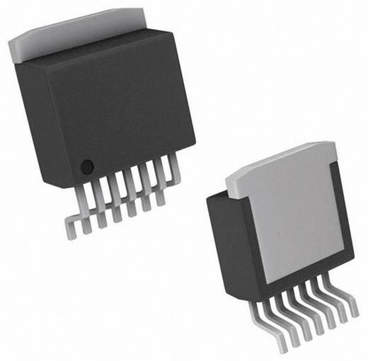 PMIC - feszültségszabályozó, DC/DC Texas Instruments LM22677TJ-ADJ/NOPB TO-263-7