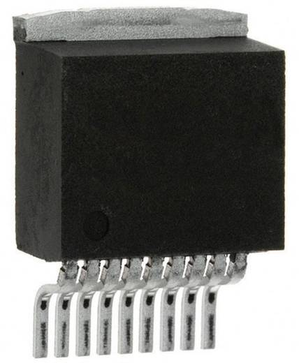 Lineáris IC LM4950TS/NOPB TO-263-9 Texas Instruments