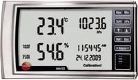 Fali hygrométer, hőmérséklet, páratartalom és légnyomás mérő műszer Testo 622 testo
