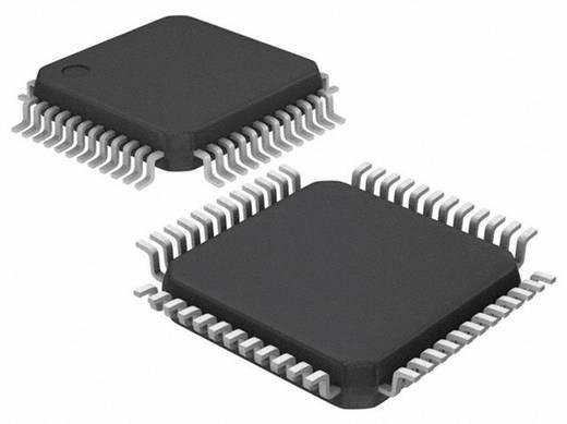 Lineáris IC, ház típus: LQFP-48, kivitel: USB audio kontroller (8 bites turbo MCU), Nuvoton W681308DG