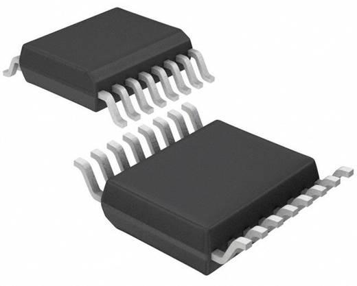 PMIC - kijelző meghajtó Texas Instruments CD74HC4511PWT LED 7 szegmens 1 jegyű BCD 8 µA TSSOP-16