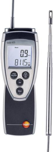 Termikus légsebesség mérő, anemométer 0...20 m/s, testo 425