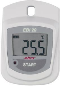 Hőmérséklet adatgyűjtő -30...+70°C, Ebro EBI 20-T1 ebro