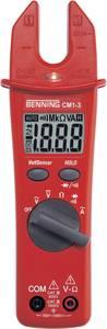 AC váltóáramú lakatfogó multiméter 400A/AC Benning CM 1-3 Benning