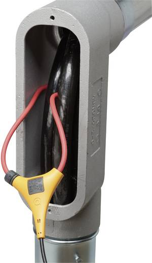 Lakatfogó flexibilis mérő adapter CAT III 1000 V, CAT IV 600 V Fluke i2500-10 iFlex