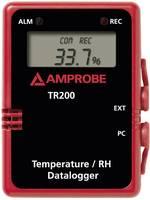 Hőmérséklet, páratartalom mérésadatgyűjtő, -40 bis 85 °C 0 bis 100 % rF Beha Amprobe TR-200A Beha Amprobe
