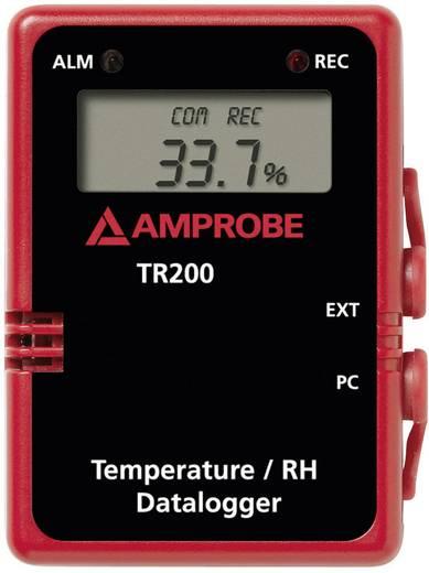 Hőmérséklet, páratartalom mérésadatgyűjtő, -40 bis 85 °C 0 bis 100 % rF Beha Amprobe TR-200A