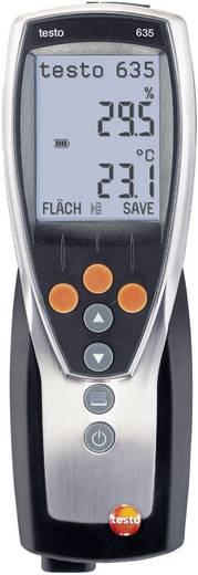 Hőmérséklet és páratartalom mérő kézi műszer, thermo-hygrométer Testo 635-1