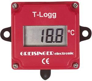 Greisinger T-Logg 100 SET hőmérséklet adatgyűjtő, -25 - +60 °C, 16000 mérés (601881) Greisinger