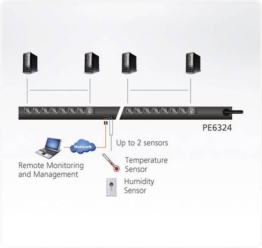 Számítógép energiaellátó egység 24-port ATEN PE6324G-AX