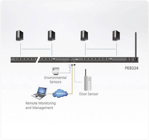 Számítógép energiaellátó egység 24-port ATEN PE8324G-AX