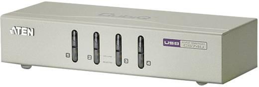 4 portos USB - KVM switch, elosztó VGA kimenettel Aten CS74U