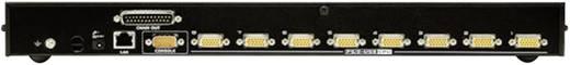 8 portos USB-s KVM IP switch, RJ45, D-SUB, USB, VGA kimenetekkel Aten CS1708I