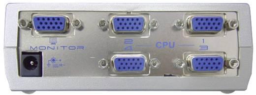 2 portos VGA elosztó 1920 x 1440 pixel, ezüst, ATEN VS291-AT-G